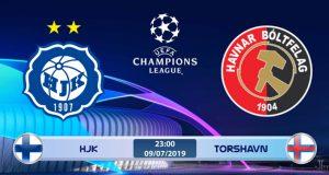 Soi kèo HJK vs Torshavn Champions League