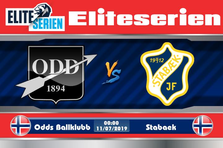 Soi kèo Odds Ballklubb vs Stabaek 00h00 ngày 11/07: Cơ hội phá dớp