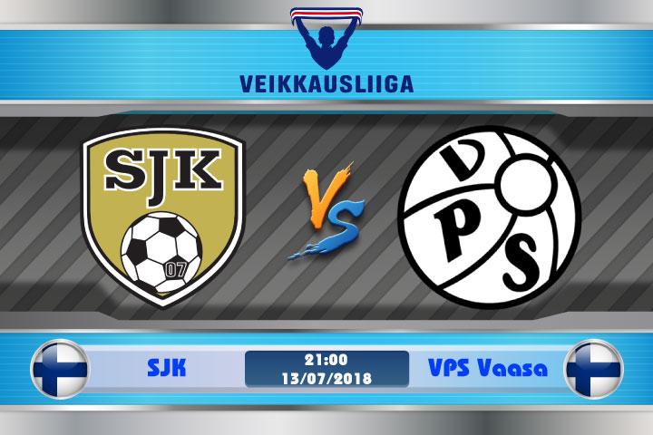Soi kèo SJK vs VPS Vaasa 21h00 ngày 13/07: Hành trang thảm hại
