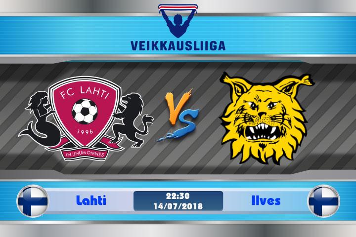 Soi kèo Lahti vs Ilves 22h30 ngày 14/07: Thử thách rất lớn