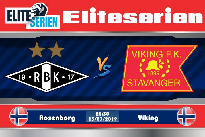 Soi kèo Rosenborg vs Viking 20h30 ngày 13/07: Ám ảnh quá khứ