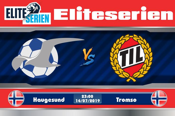 Soi kèo Haugesund vs Tromso 23h00 ngày 14/07: Nỗi lo ở Haugesund