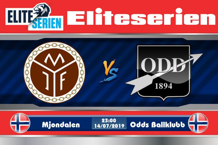 Soi kèo Mjondalen vs Odd Ballklubb 23h00 ngày 14/07: Phòng ngự vững chắc