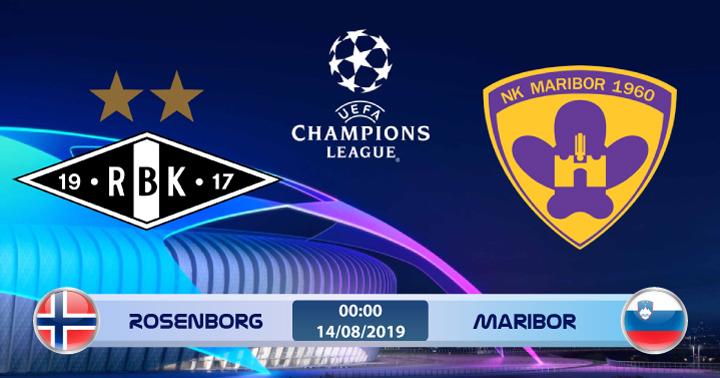 Soi kèo Rosenborg vs Maribor 00h00 ngày 14/08: Chỉ còn trên lý thuyết