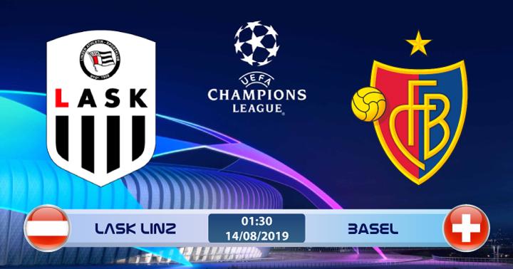 Soi kèo LASK Linz vs Basel 01h30 ngày 14/08: Tử thủ để bước tiếp