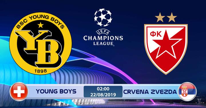 Soi kèo Young Boys vs Crvena Zvezda 02h00 ngày 22/08: Thận trọng