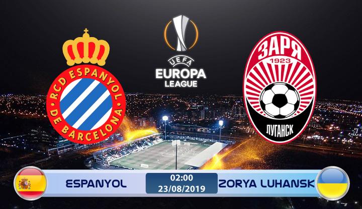 Soi kèo Espanyol vs Zorya Luhansk 02h00 ngày 23/08: Đối thủ nhẹ ký