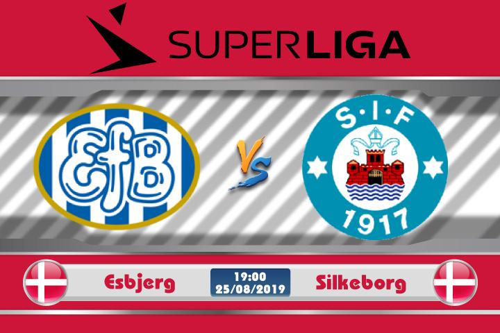 Soi kèo Esbjerg vs Silkeborg 19h00 ngày 25/08: Khủng hoảng tột độ