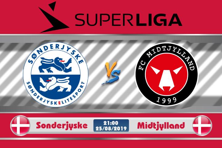 Soi kèo Sonderjyske vs Midtjylland 21h00 ngày 25/08: Vị thế tại quốc nội