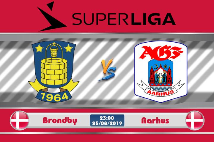 Soi kèo Brondby vs Aarhus 23h00 ngày 25/08: Quá khứ ảm đạm