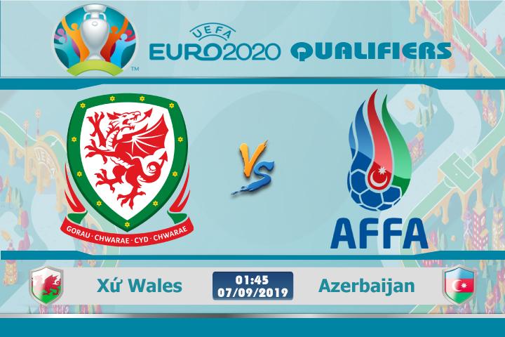 Soi kèo Xứ Wales vs Azerbaijan 01h45 ngày 07/09: Cơ hội ghi điểm