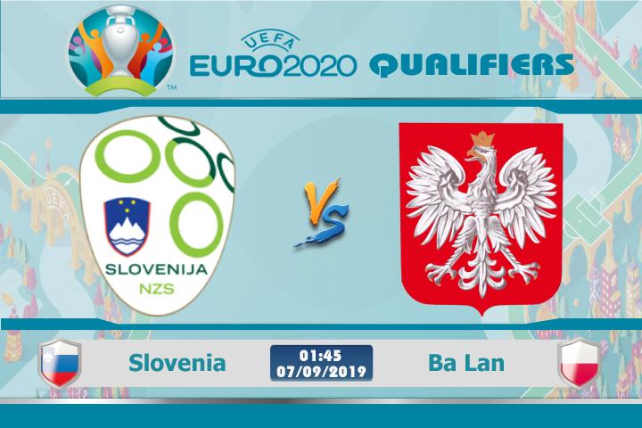 Soi kèo Slovenia vs Ba Lan 01h45 ngày 07/09: Chủ nhà gặp khó