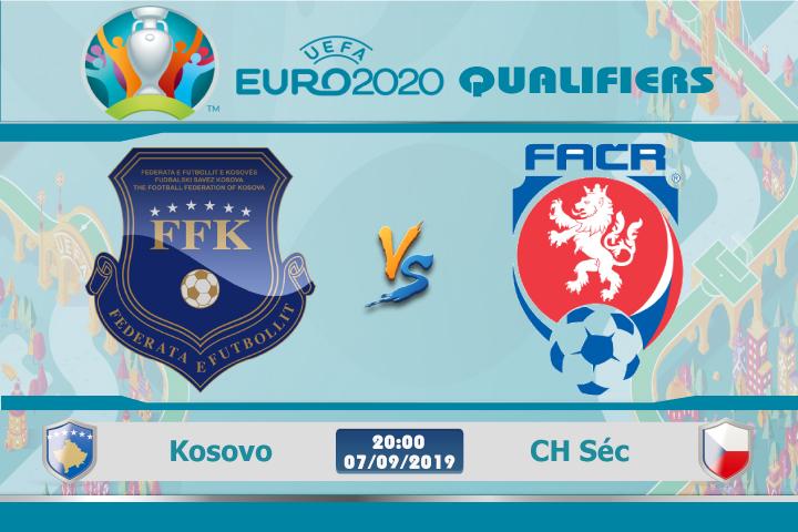 Soi kèo Kosovo vs CH Séc 20h00 ngày 07/09: Lần đầu chạm mặt