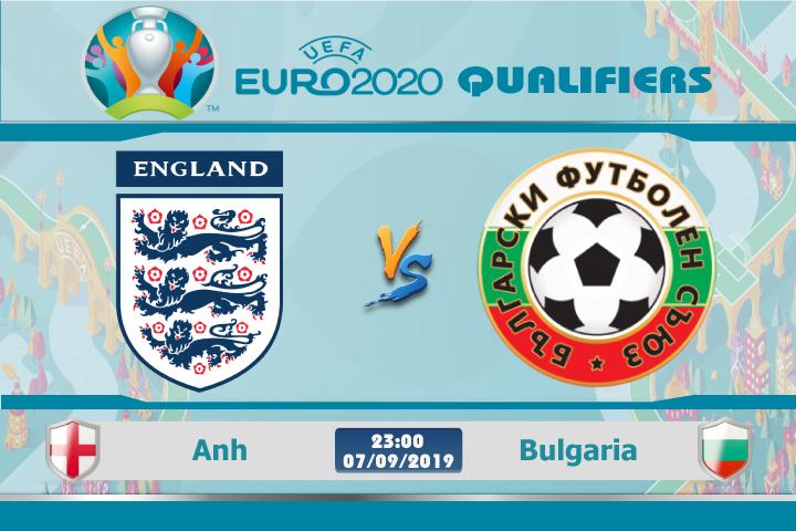 Soi kèo Anh vs Bulgaria 23h00 ngày 07/09: Tiếp tục thị uy