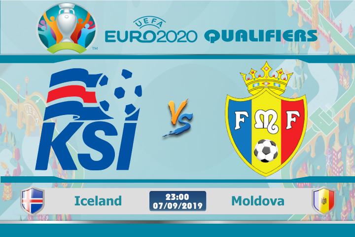 Soi kèo Iceland vs Moldova 23h00 ngày 07/09: 3 điểm nhẹ nhàng