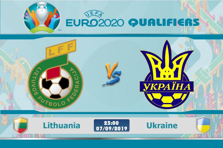 Soi kèo Lithuania vs Ukraine 23h00 ngày 07/09: Chiến thắng để đứng vững