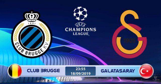 Soi kèo Club Brugge vs Galatasaray 23h55 ngày 18/09: Nguy hiểm rình rập