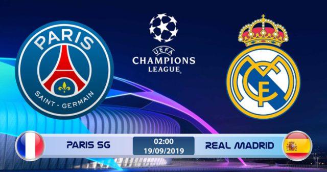 Soi kèo Paris SG vs Real Madrid 02h00 ngày 19/09: Thiếu thốn nhân lực