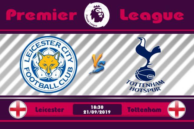 Soi kèo Leicester vs Tottenham 18h30 ngày 21/09: Nguy cơ thất thủ