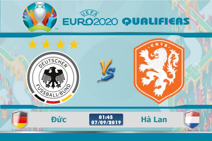 Soi kèo Đức vs Hà Lan 01h45 ngày 0709: Liên tục chạm mặt