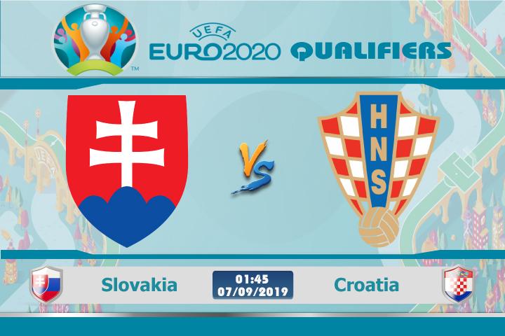 Soi kèo Slovakia vs Croatia 01h45 ngày 07/09: Không được chủ quan