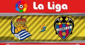 Soi kèo Real Sociedad vs Levante 01h00 ngày 31/10: Được thời được thế