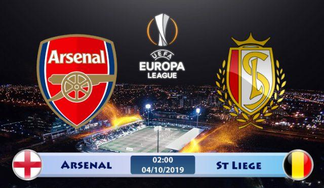 Soi kèo Arsenal vs St Liege 02h00 ngày 04/10: Khẳng định vị thế