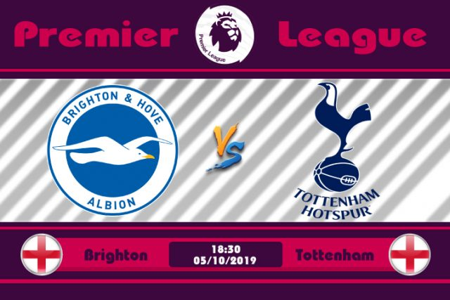 Soi kèo Brighton vs Tottenham 18h30 ngày 05/10: Giữ vững mạch bất bại