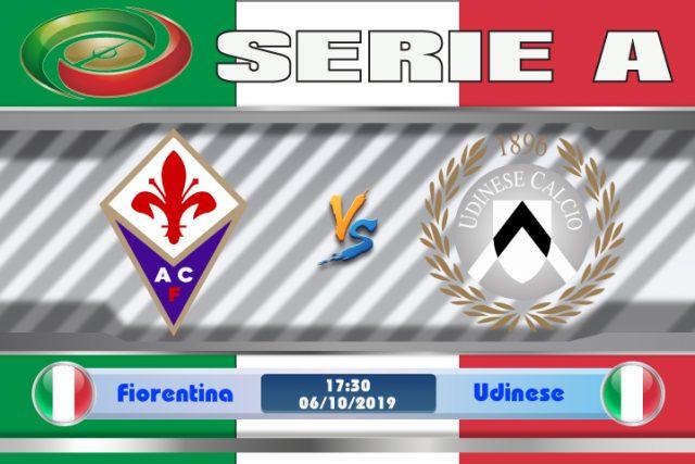 Soi kèo Fiorentina vs Udinese 17h30 ngày 06/10: 12 trận toàn thắng