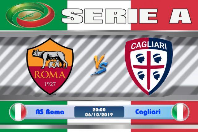 Soi kèo AS Roma vs Cagliari 20h00 ngày 06/10: Bóng tối bủa vây