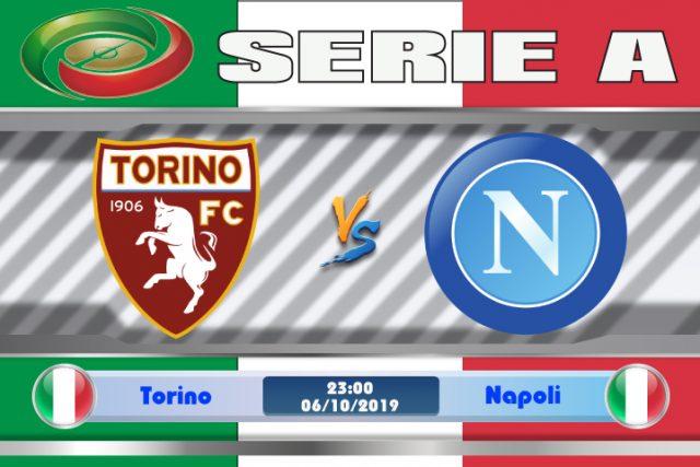 Soi kèo Torino vs Napoli 23h00 ngày 06/10: 7 năm hiến điểm