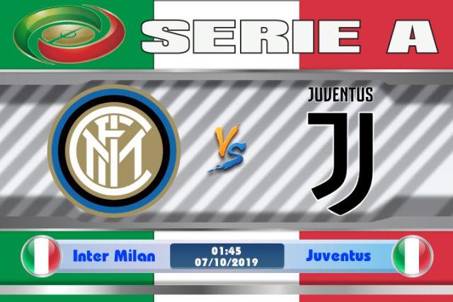 Soi kèo Inter Milan vs Juventus 01h45 ngày 07/10: Gặp lại cố nhân