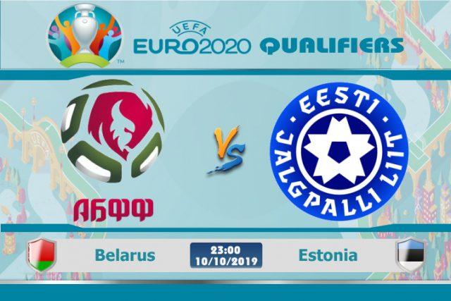 Soi kèo Euro Belarus vs Estonia 23h00 ngày 10/10: Hoàn tất thủ tục