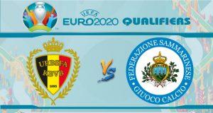 Soi kèo Euro Bỉ vs San Marino 01h45 ngày 11/10: Đẳng cấp chênh lệch