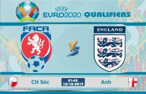 Soi kèo Euro CH Séc vs Anh 01h45 ngày 12/10: Bước tiếp từ sớm