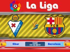 Soi kèo Eibar vs Barcelona 18h00 ngày 19/10: Tử thần gõ cửa
