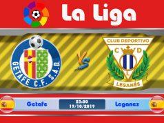 Soi kèo Getafe vs Leganes 23h00 ngày 19/10: Chiến thắng còn xa
