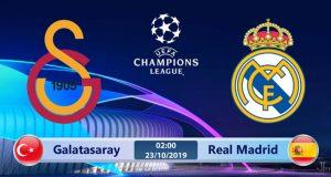 Soi kèo Galatasaray vs Real Madrid 02h00 ngày 23/10: Kền Kền bất ổn