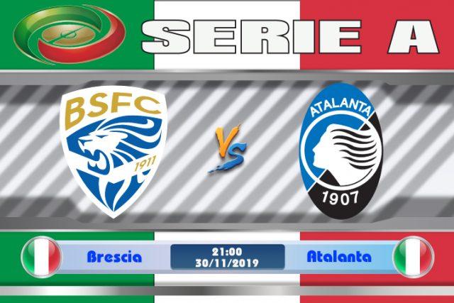 Soi kèo Brescia vs Atalanta 21h00 ngày 01/12: Đập nát quá khứ