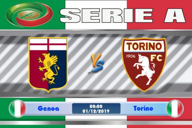 Soi kèo Genoa vs Torino 00h00 ngày 01/12: Quá khứ gọi tên