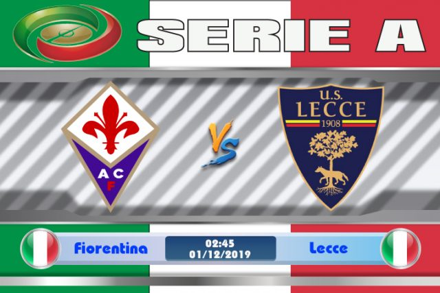 Soi kèo Fiorentina vs Lecce 02h45 ngày 01/12: Tân binh lại đến