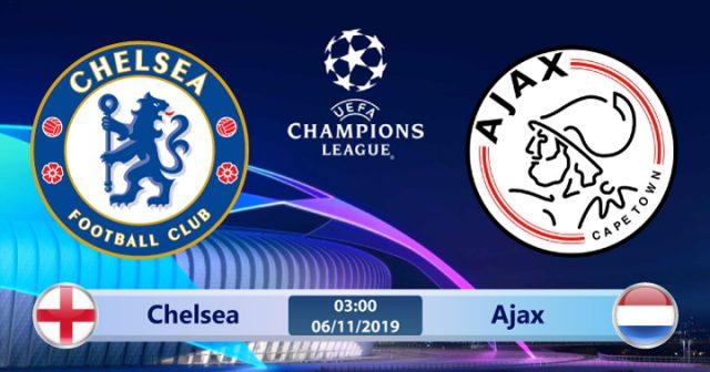 Soi kèo Chelsea vs Ajax 03h00 ngày 06/11: Không thể khinh địch
