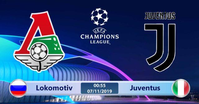 Soi kèo Lokomotiv Moscow vs Juventus 00h55 ngày 07/11: Thử thách rất lớn