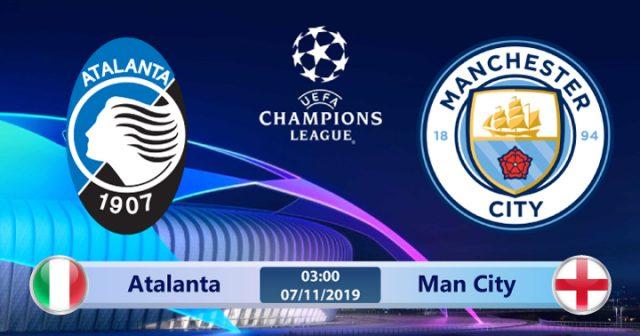 Soi kèo Atalanta vs Man City 03h00 ngày 07/11: Chốt chặn cuối cùng