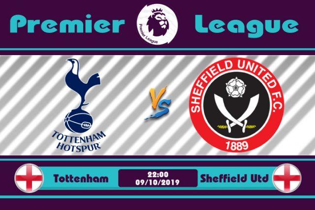 Soi kèo Tottenham vs Sheffield Utd 22h00 ngày 09/11: Không thể chủ quan