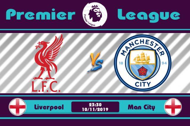 Soi kèo Liverpool vs Man City 23h30 ngày 10/11: Siêu kinh điển nước Anh