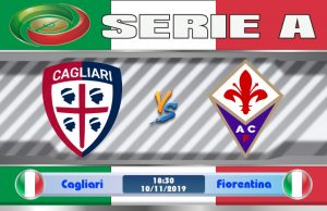Soi kèo Cagliari vs Fiorentina 18h30 ngày 10/11: Đối thủ nặng ký