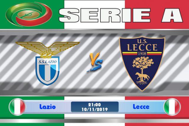 Soi kèo Lazio vs Lecce 21h00 ngày 10/11: Không nên khinh địch