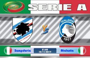 Soi kèo Sampdoria vs Atalanta 21h00 ngày 10/11: Chủ nhà lâm nguy