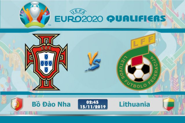 Soi kèo Euro Bồ Đào Nha vs Lithuania 02h45 ngày 15/11: Đẳng cấp chênh lệch